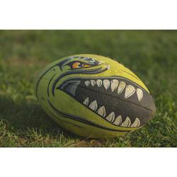 Balón de fútbol americano de talla oficial AF100 verde