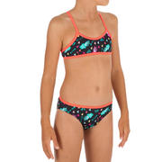 Bikini niña TOP DE SURF BONI CACTUS