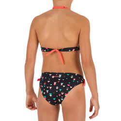 Tami Girls' Two-Piece Halterneck Swimsuit - Tapoo