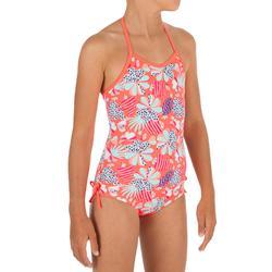 Halterbadpak voor meisjes Hanna Happy roze