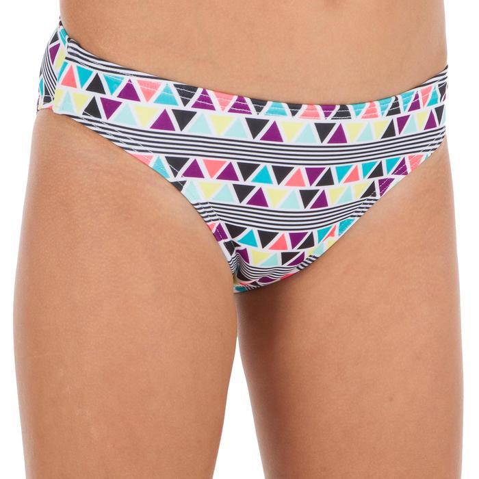Bikini-Set Bandeau Lali Lima Mädchen weiß