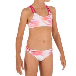 Bikini-Set Bustier Bahia Sunny Surfen Mädchen
