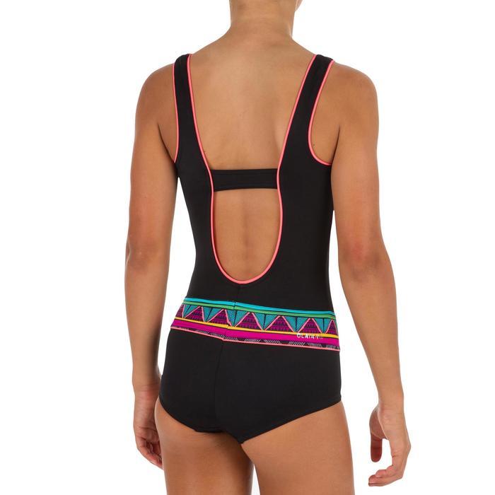 Badeanzug Shorty Rio Naimi freier Rücken Mädchen