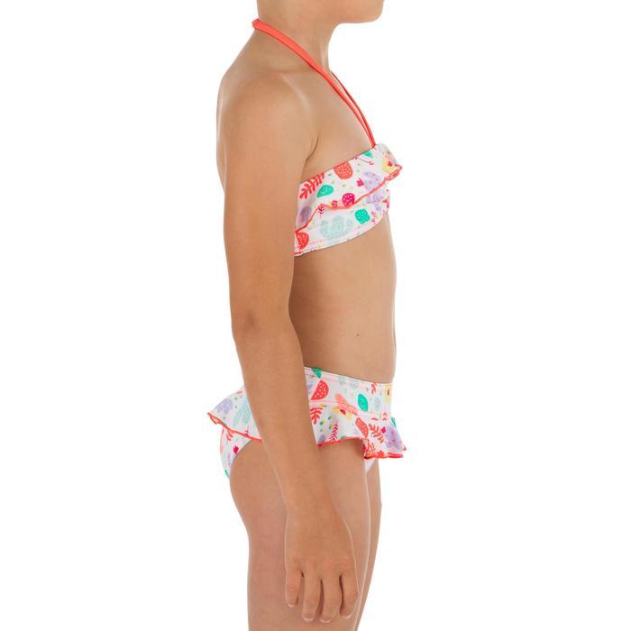 Bikini banda niña LILA SEYA BLANCO