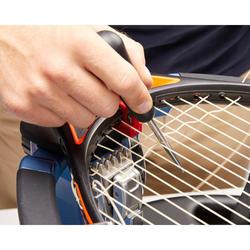 Forfait 10 poses de cordage de tennis à tarif préférentiel.