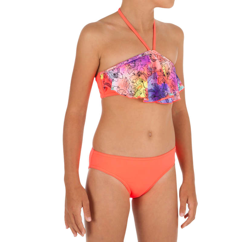 GIRL'S SWIMSUITS Surf - Lou 2P Bandeau - Holy OLAIAN - Surf Clothing
