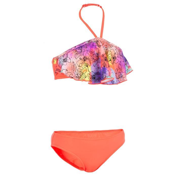 Bikini niña sujetador tipo banda LONG LOU HOLY