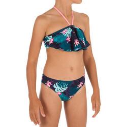 Bikini para niña tipo banda LONG LOU UJUNGY