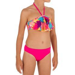 Bikini-Set Bandeau Long Lou Sunshine Mädchen