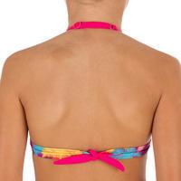 Tami Girls' Two-Piece Halterneck Swimsuit - Sunshine