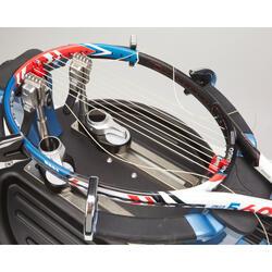 Colocación de cordaje para raqueta de tenis