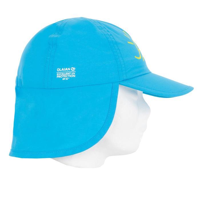 CASQUETTE anti UV surf bébé - 1306317