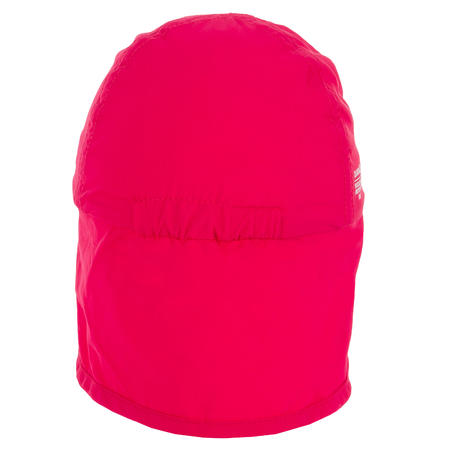 baby uv cap rainbow pink