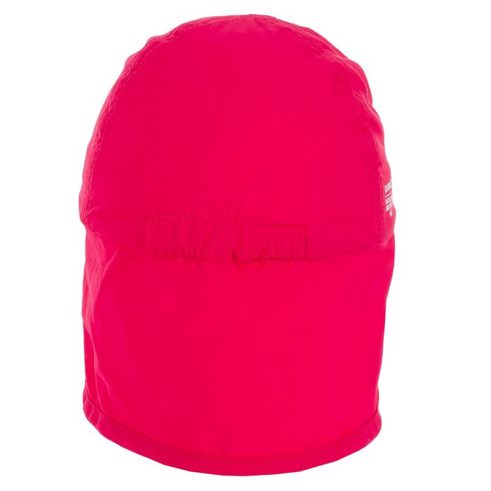 GORRA anti-UV surf bebé Rosa