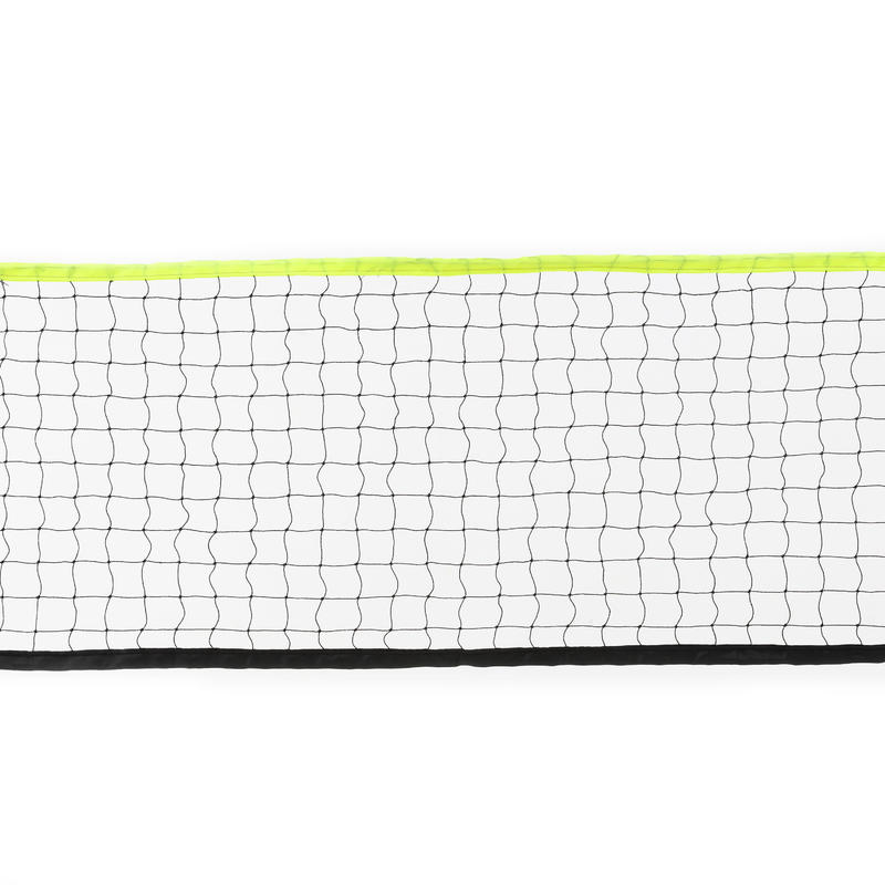 Filet De Badminton Easy Net Discover - Jaune