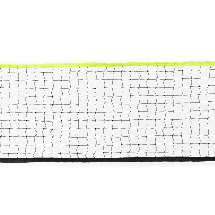 Set net + rackets Easy Set 3 m geel