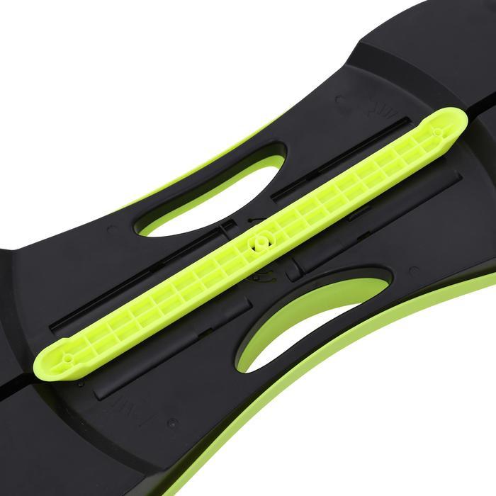 Filet De Badminton Easy Net 3M - Jaune