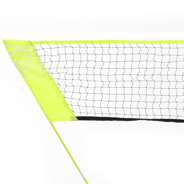 Filet De Badminton Easy Net - Jaune