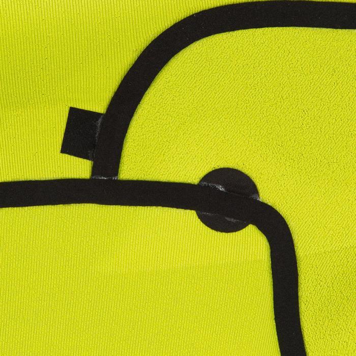 Combinaison Surf 900 Néoprène 4/3 mm Zip Poitrine Homme Noir - 1306509
