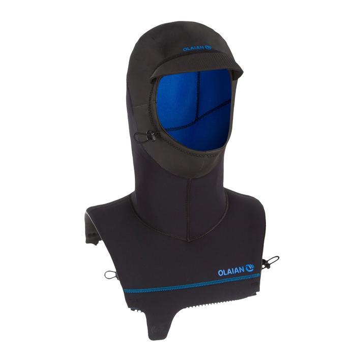 Combinaison Surf SWITCH 900 Néoprène 5/4 mm Homme Noir - 1306535