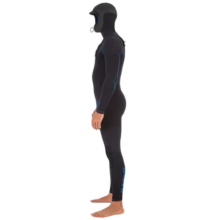 Combinaison Surf SWITCH 900 Néoprène 5/4 mm Homme Noir - 1306539