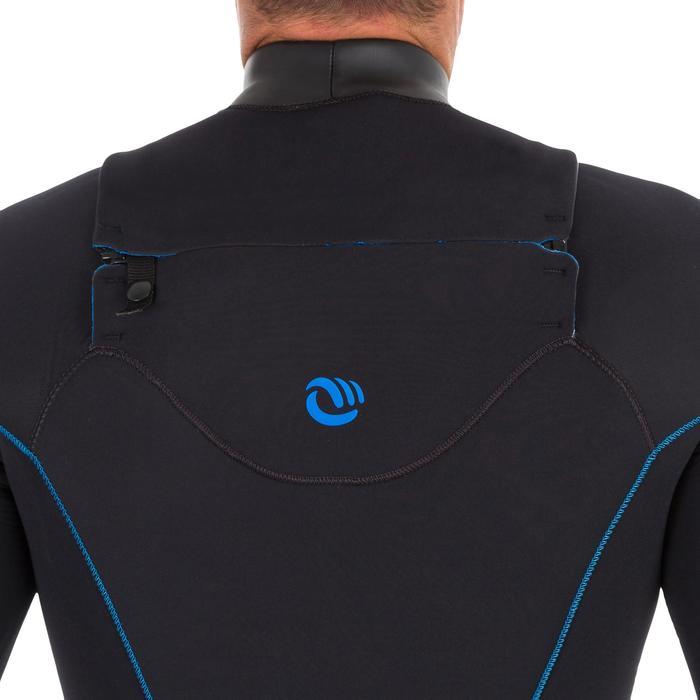 Combinaison Surf SWITCH 900 Néoprène 5/4 mm Homme Noir - 1306543