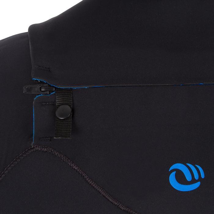 Wetsuit heren Switch 900 neopreen 5/4 mm zwart