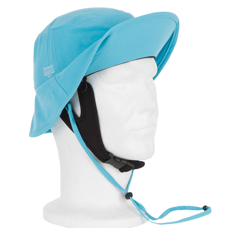 Children'S Anti-UV Hat - Blue
