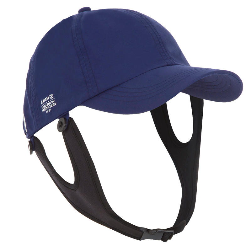 Children's UV Protection Surfing Cap - Blue