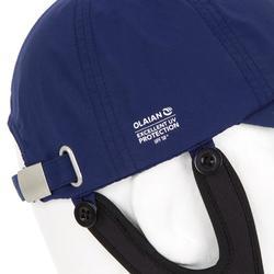 UV-Cap Surfen Kinder blau