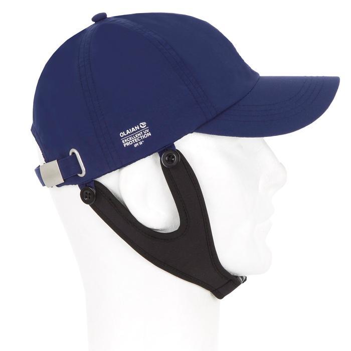UV-Cap Kinder blau