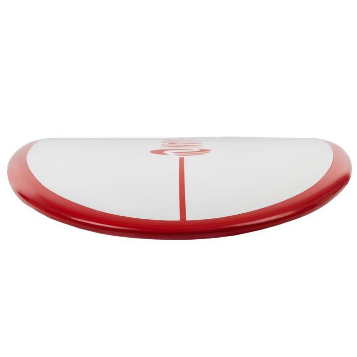 Planche de surf Longboard 500 9'  avec ailerons FCS. - 1306598