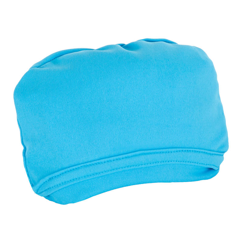 Camiseta anti-UV surf manga corta niños azul