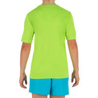 Kids' Surfing anti-UV water T-shirt - GREEN