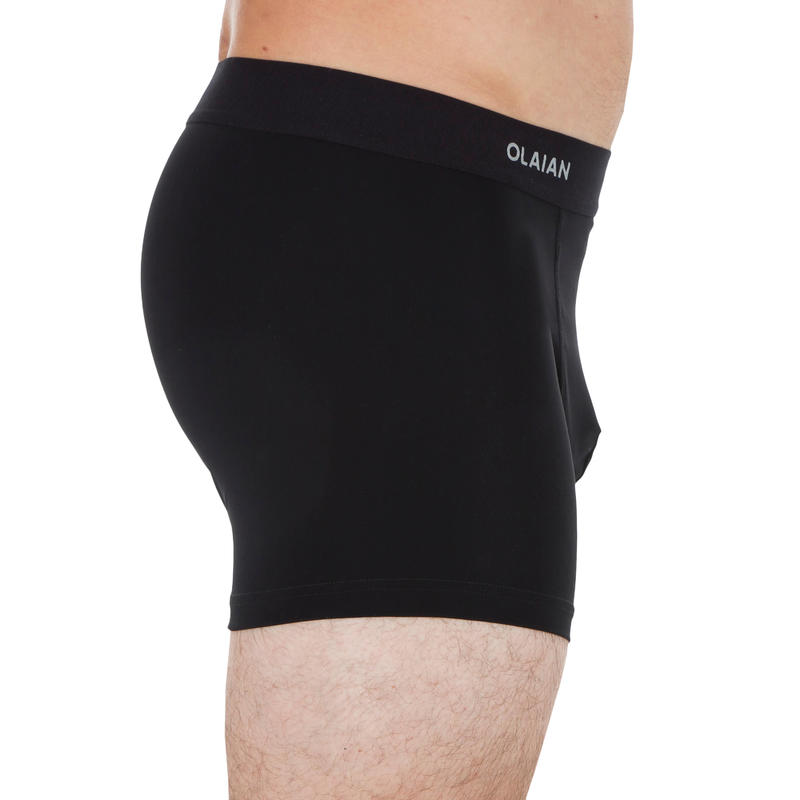 Kola Men's Base Layer - Black