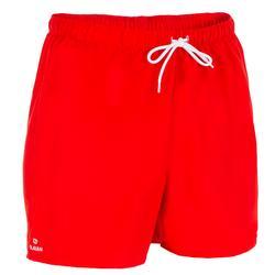 Heren zwembroek Hendaia NT rood