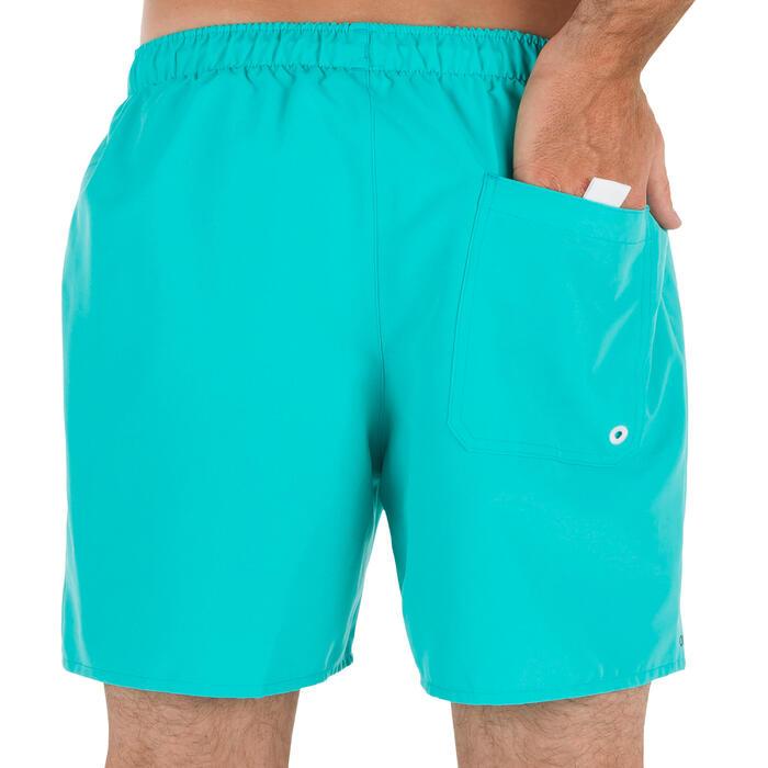 Boardshort court Hendaia NT turquoise
