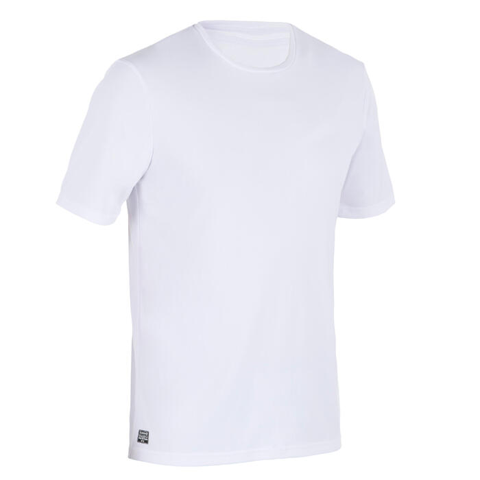 water tee shirt anti UV surf manches courtes Homme - 1306727