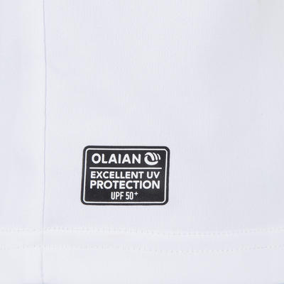 Camiseta Solar Hombre Blanco
