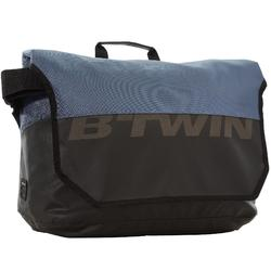 Fiets-/schoudertas 900 blauw grijs