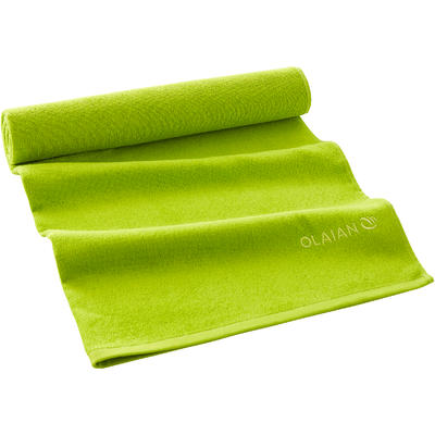 فوطة BASIC L 145 x 85 سم- أخضر ليموني