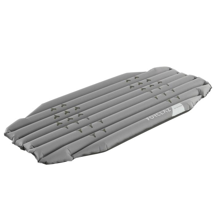 Matelas gonflable de trekking - TREK 700 air short gris