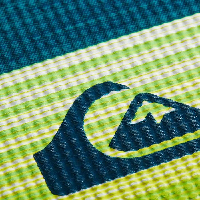 Zehensandalen Jungen Stripe grün
