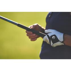 Gant de golf femme 500 confirmée et experte droitière blanc