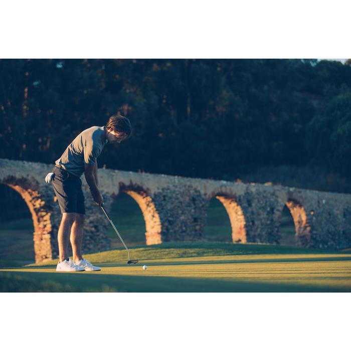 Bermuda de golf homme 900 temps chaud marine - 1307164