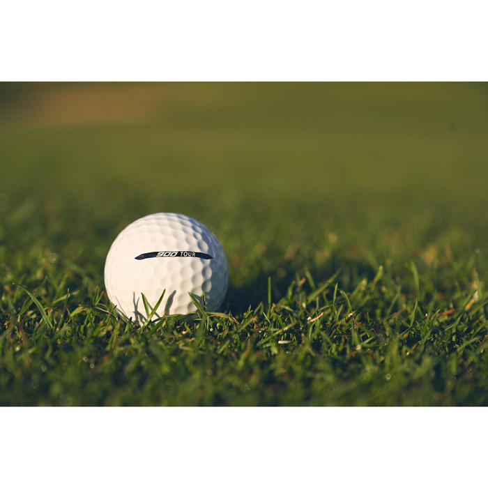 Balle de golf TOUR 900 X12 Blanc - 1307168