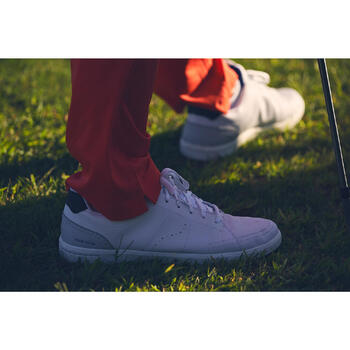 CHAUSSURES GOLF HOMME SPIKELESS 100 BLANCHES - 1307179