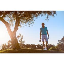 Ceinture de golf extensible 500 adulte turquoise taille 2