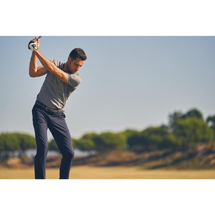 Pantalón de golf hombre 900 tiempo caluroso azul marino