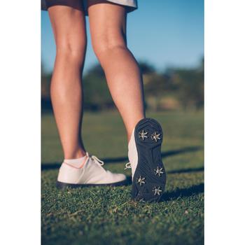 Golfschoenen Spike 500 voor dames wit - 1307199